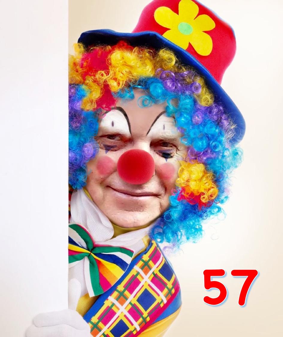 «57» – una edad especial (dicen…)