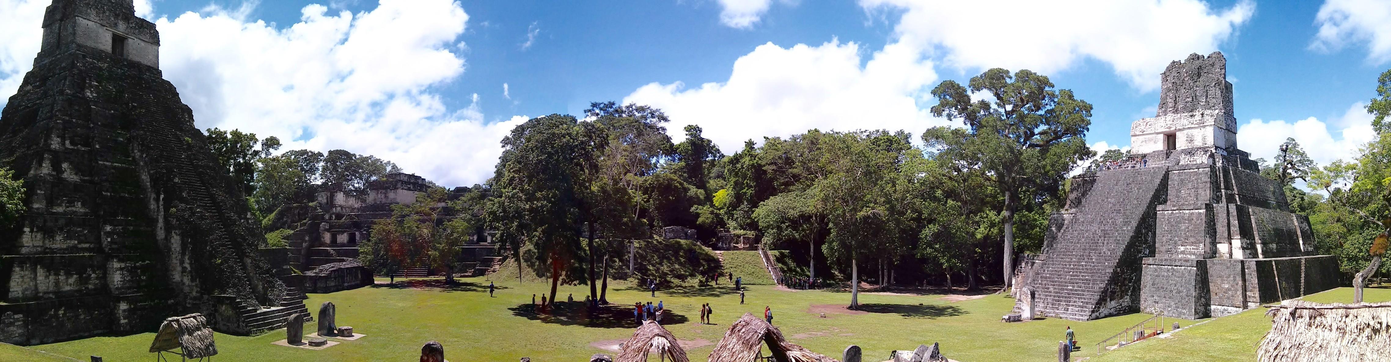 Un sueño cumplido: Tikal