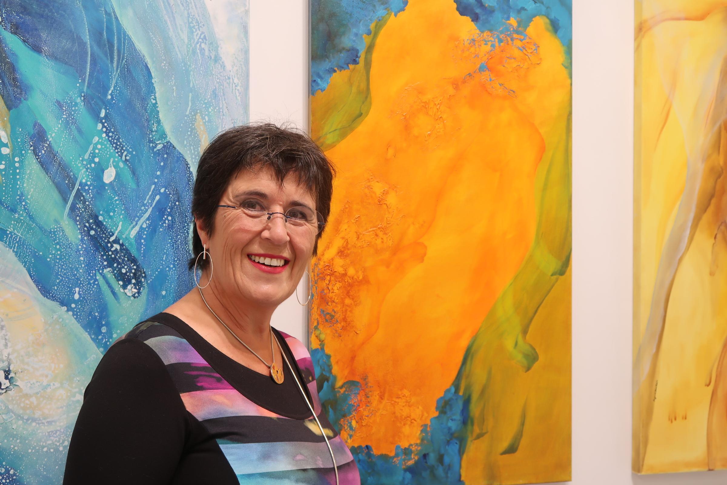 Ingrid Koksch, Chile – Pintora y Educadora de Párvulos