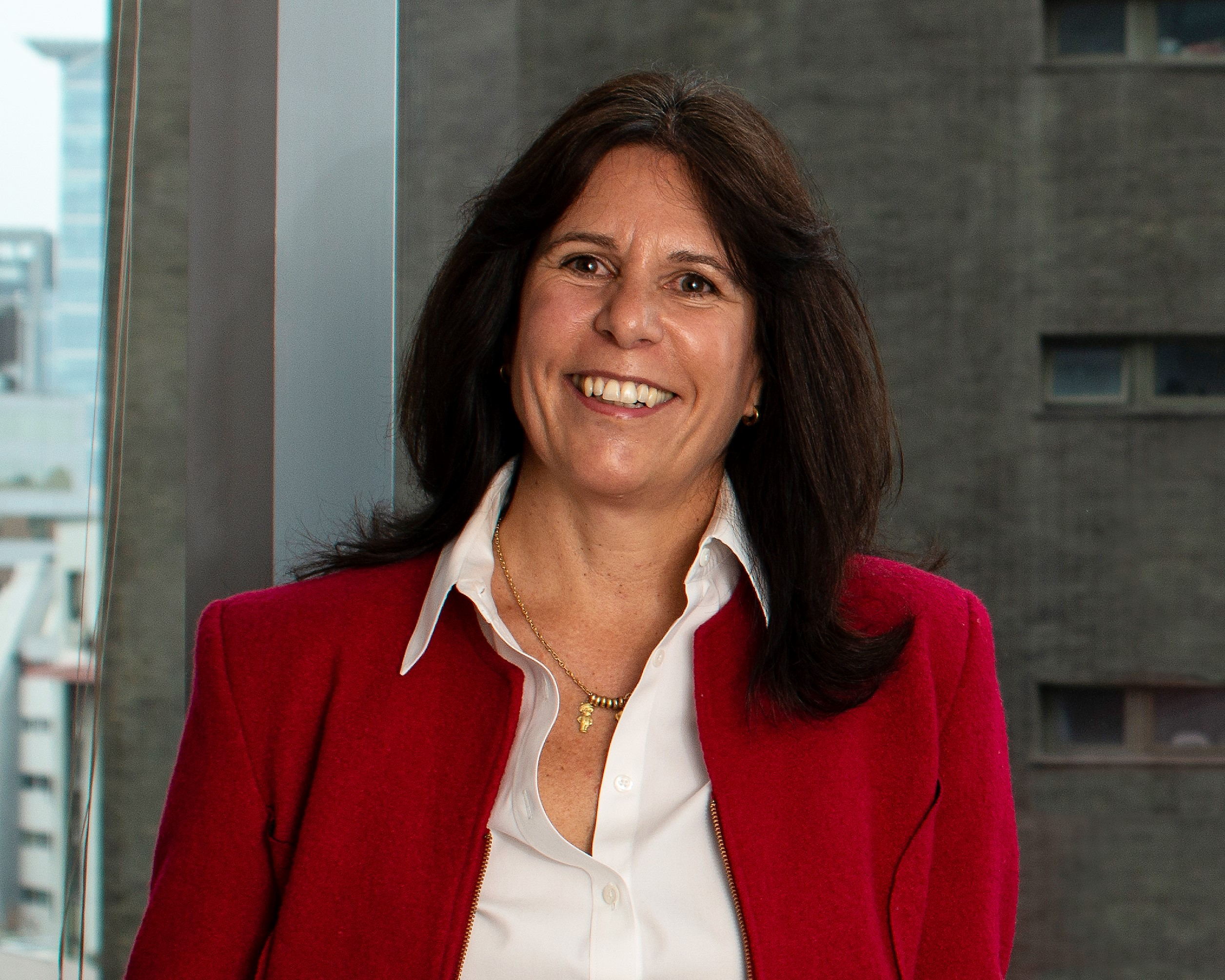 Laura Doffing Hellemann, Chile – Abogado y Magister en Educación