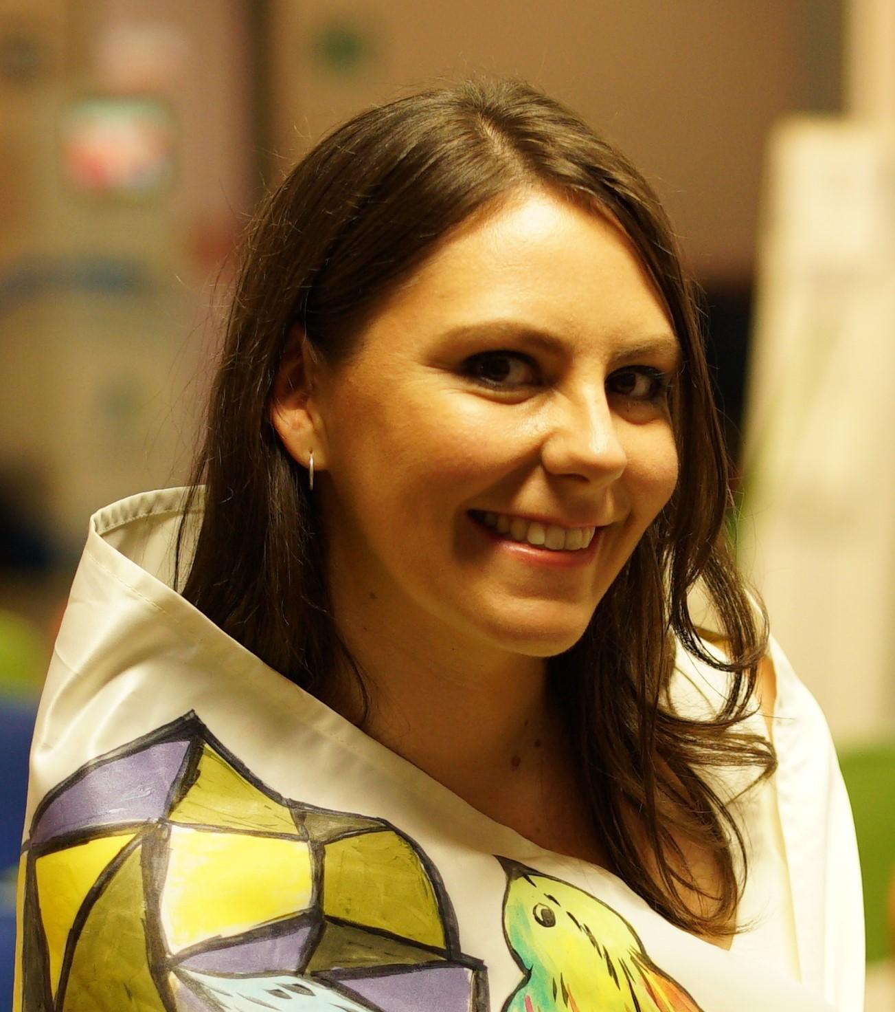 Daniela Balieiro, Chile – Bióloga, Directora de Museo y Emprendedora